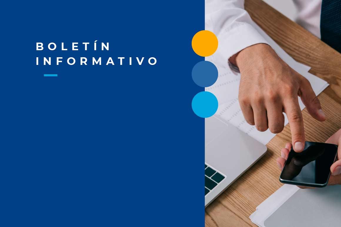 Normatividad y doctrina en temas tributarios y comercial expedida por el gobierno. Boletín 46
