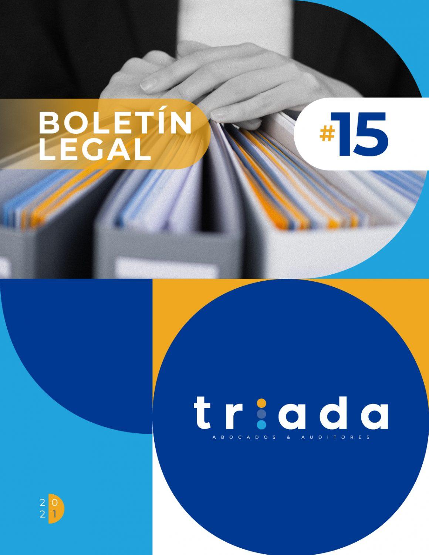 Actualidad Normativa. Boletín Legal # 15