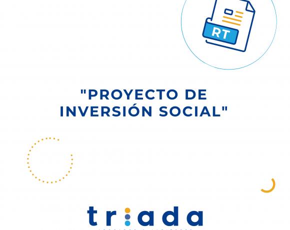 PROYECTO DE INVERSIÓN SOCIAL