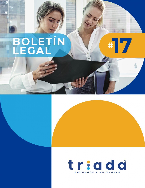 Actualidad Normativa. Boletín Legal # 17